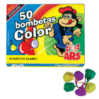 Bombetas de Color